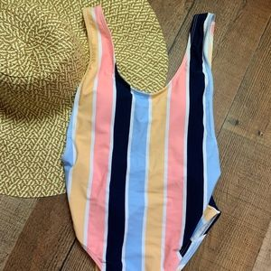 Good Vibes One Piece Swimsuit